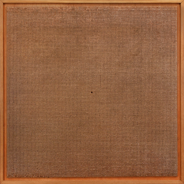 , 'Obra cega,' 2014, Galeria Nara Roesler