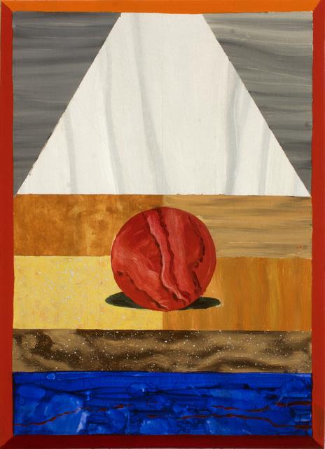 Gloria Martín Montaño, 'Bodegón piedra 3', 2018, Galería silvestre