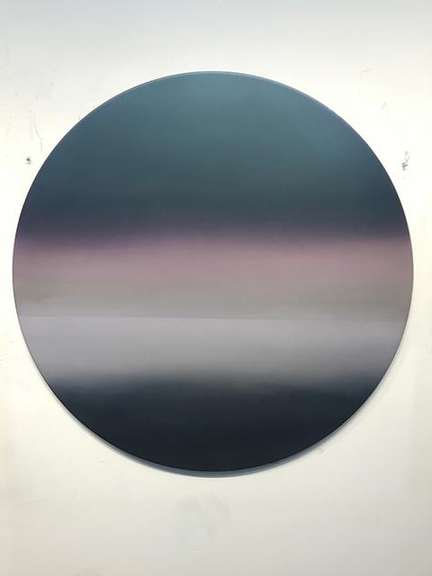 , 'Moon Purple Dark Green Shift 6.19.4.1,' 2019, Sundaram Tagore Gallery
