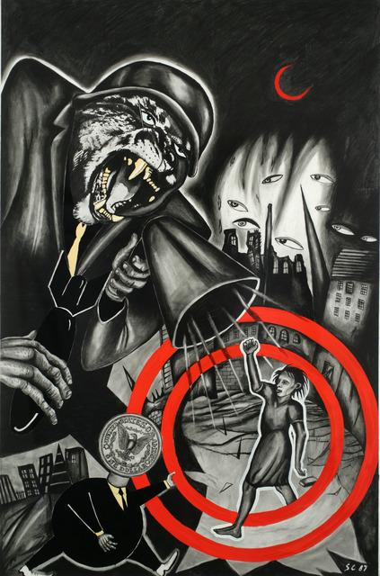 , 'Move Bombing,' 1987, ACA Galleries