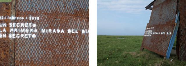 , 'Lost Year's Words - 12 de febrero,' 2011, Josedelafuente