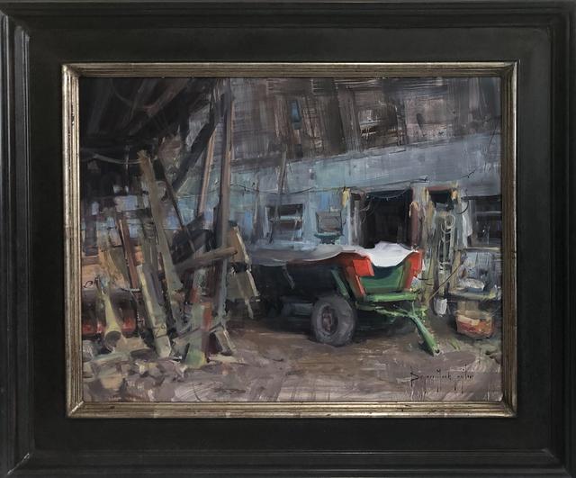 , 'Covered Wagon,' 2018, ARCADIA CONTEMPORARY