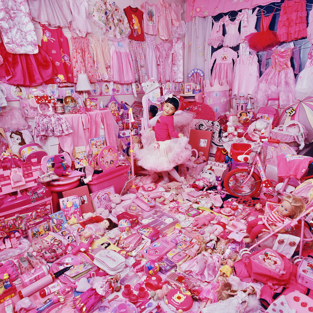 , 'Jeeyoo and Her Pink Things,' 2008, Rosier Gallery