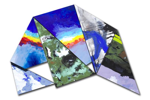 , 'Parçalı Bulutlu / Partly Cloudy,' 2014, Ekavart Gallery