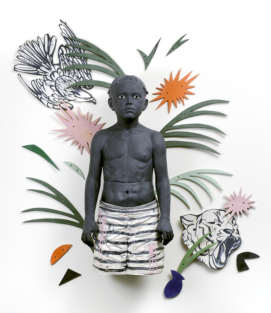 , 'De mi isla salvaje (from my wild island),' 2015, Ferrin Contemporary