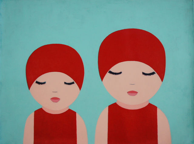 , 'Red suits,' 2013, Pg Art Gallery