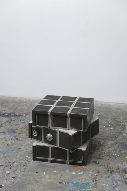 , 'Cubo (Cube),' 2015, Galeria Marilia Razuk