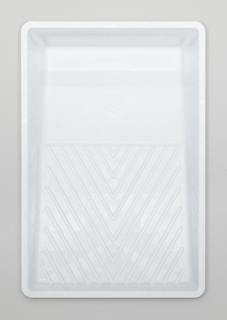 , 'Paint Tray (White/Empty),' 2017, PRIVATEVIEW