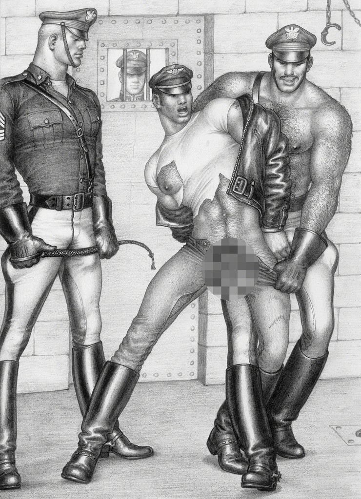 Tom of Finland - Facebook