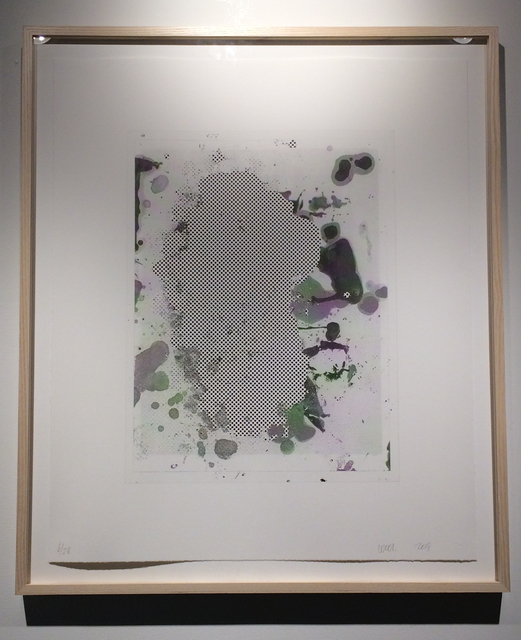 Christopher Wool, 'Portraits #5 (B&W)', 2014, Soho Contemporary Art