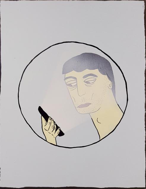 , 'Untitled Glow,' 2017, Miller Yezerski Gallery