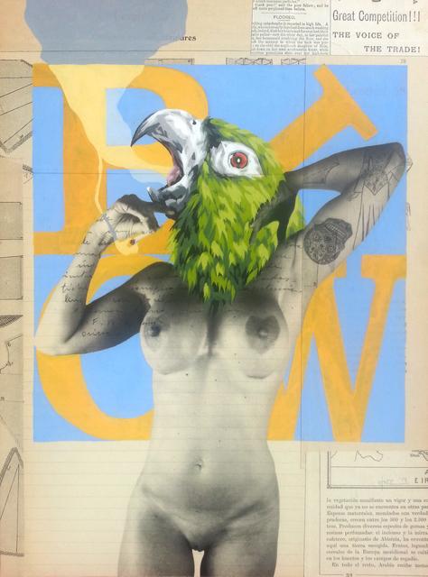 , 'Blow,' 2014, Galerie SOON
