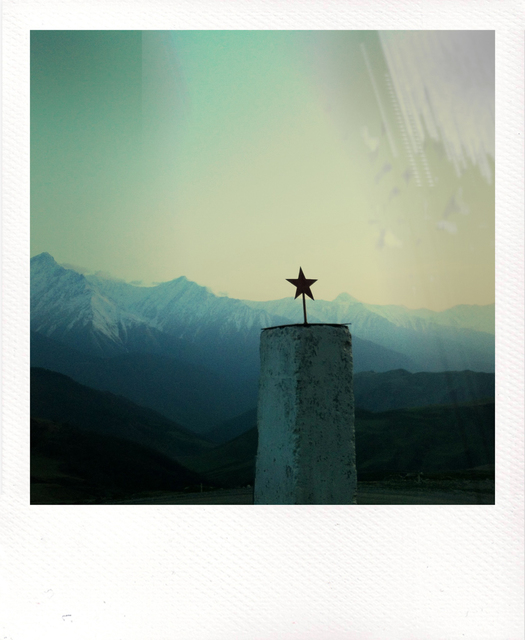 Thomas Dworzak, 'on Sochi', 2002, Photography, Archival pigment print on aluminium plate, °CLAIRbyKahn Galerie