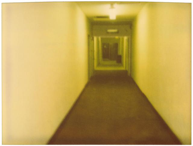 Stefanie Schneider, 'Hallway III', 2004, Photography, Digital C-Print based on a Polaroid, not mounted, Instantdreams