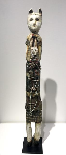 , 'Puppet,' 2017, Patricia Rovzar Gallery
