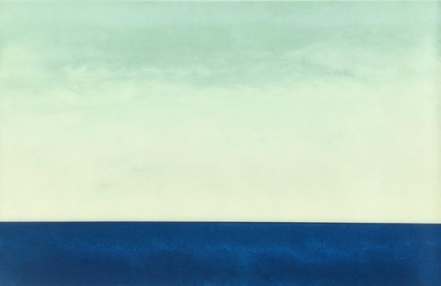 Timothy Allan Shafto, 'Simple Blue 2 ', 2019, Tiffany's Art Agency