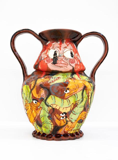 , 'Redqueen Jar,' 2019, François Ghebaly