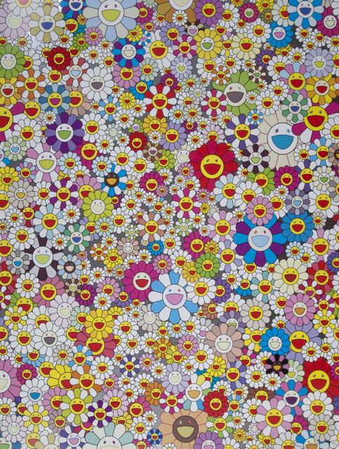 Takashi Murakami, 'Poporoke Forest', 2011, Julien's Auctions
