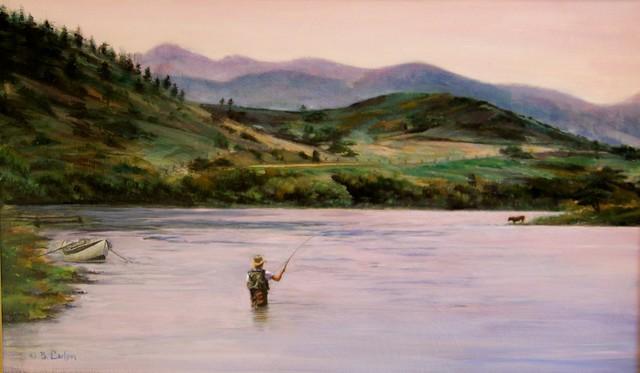 , 'On the Missouri,' 2007-2017, Dog & Horse Fine Art