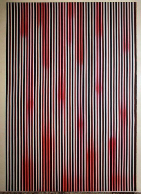 Ross Bleckner, 'Burning  Trees', 1986, Kelly Gallery
