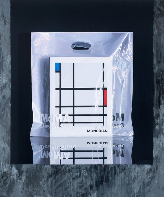 Carlos Vega Faúndez, 'Serie Museos. Mondrian @MOMA', 2019, Ansorena Galeria de Arte