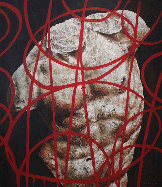 , '#15 Torso,' 2017, Affinity ART