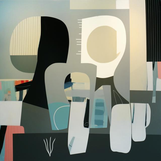 , 'Us,' , Moberg Gallery