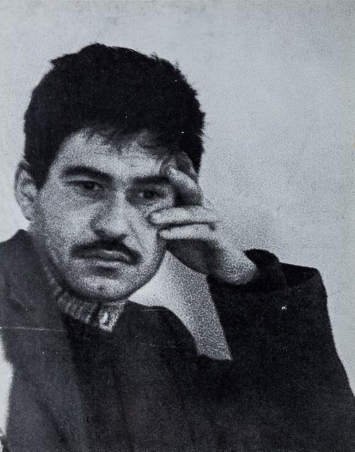 Jannis Kounellis, 'Gianni Kounellis, Lettere del 1960', 1971, Finarte