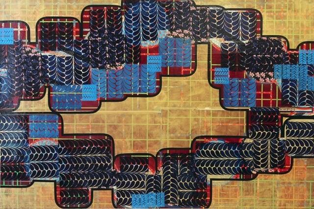 , 'Kwanza,' 2014, Baginski, Galeria/Projectos