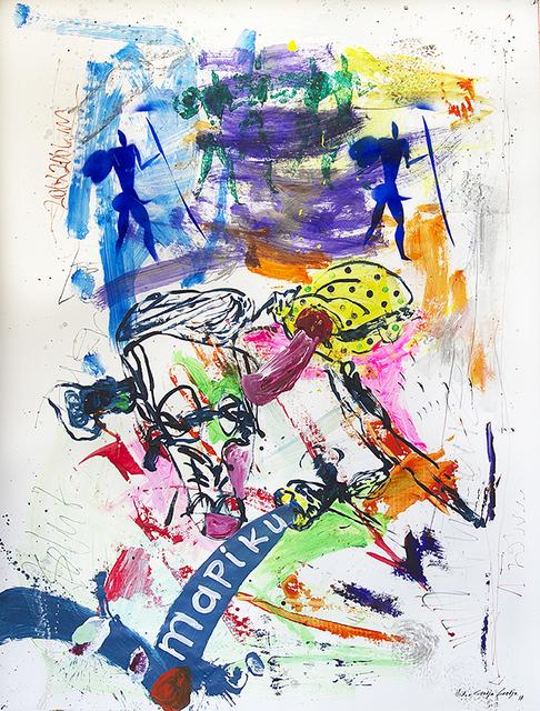Ilidio Candja Candja, 'Untitled #8', 2017, Bill Lowe Gallery