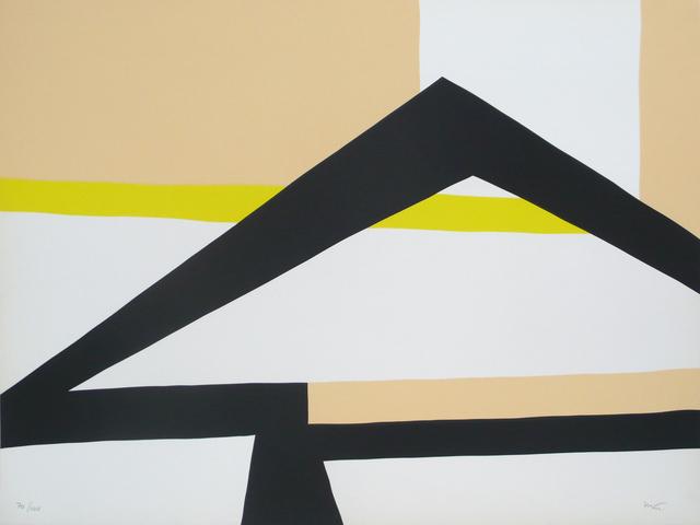 , 'El Eco II,' ca. 1972, Galería La Caja Negra