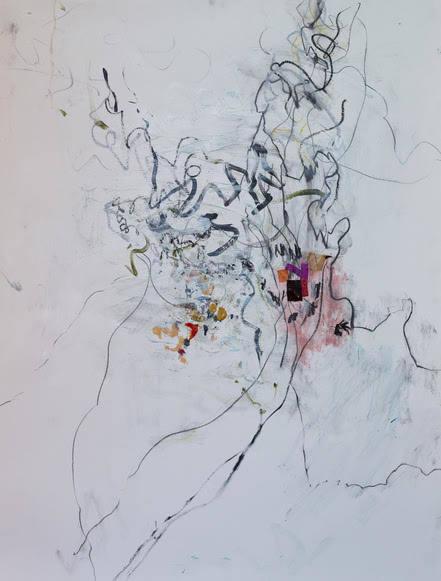 Barbara Straussberg, 'Vermont/Drawing 1', 2017, InLiquid
