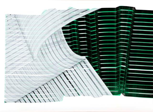 Sergio Barrera, 'Desleídos IX', 2013, Painting, Acrylic on Terraskin (stone paper), SET ESPAI D'ART