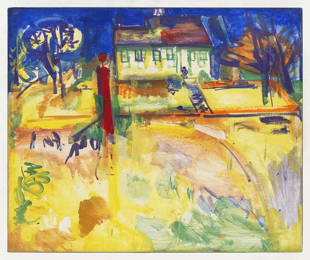 , 'Suburban,' 1936, Miles McEnery Gallery