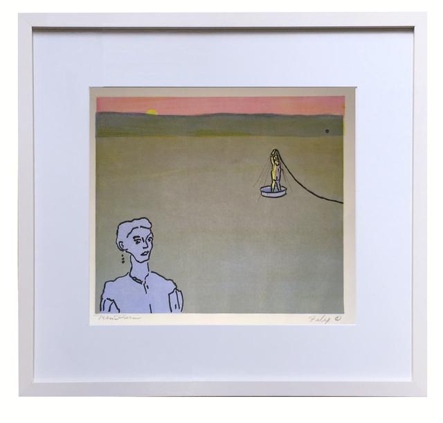 , 'Moon's Farm,' ca. 1990, Benjaman Gallery Group