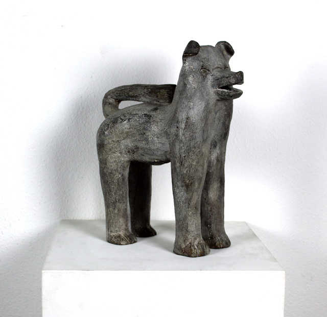 , 'Perro Parado,' 1987, Heather James Fine Art