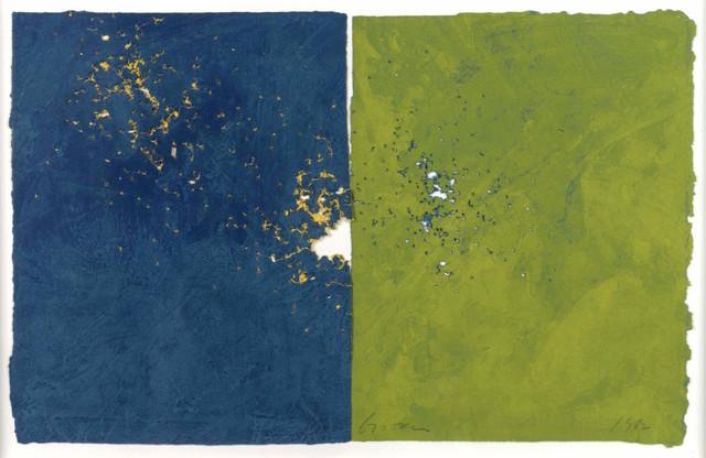 , 'Shotgun (312.04),' 1982, Leslie Sacks Gallery
