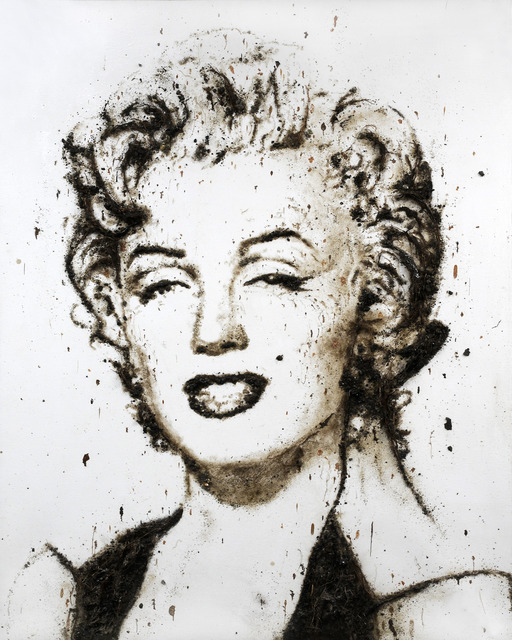 ", '0198-EF ""Archivio Marilyn"",' 2010, Contini Art Gallery"