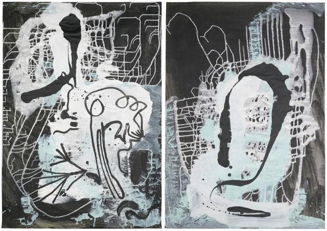, 'Ohne Titel,' 1985, Michael Werner Gallery
