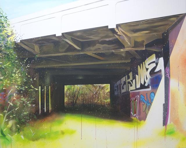 , 'Lumen (Overpass),' 2017, Arusha Gallery
