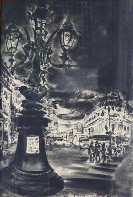 , 'Sudut Kota Paris,' 1990, Mizuma Art Gallery