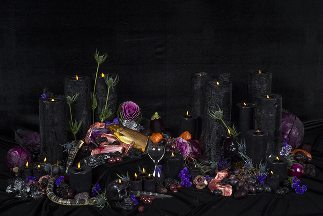 , 'Still Life with Blackness 1,' 2016, Asya Geisberg Gallery