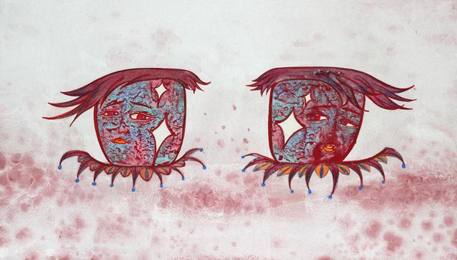 Kuo Ya-Chieh 郭雅倢, 'A Dry Eye  不哭', 2019, ESTYLE ART GALLERY 藝時代畫廊