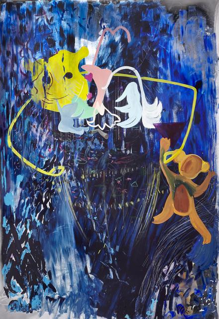 , 'Asamblea en el bosque,' 2017, Miranda Bosch