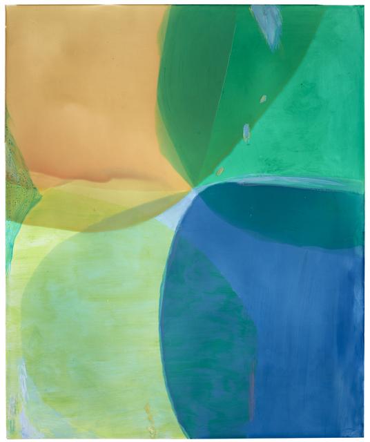 , 'Evening Pinwheel,' 2017, Berry Campbell Gallery