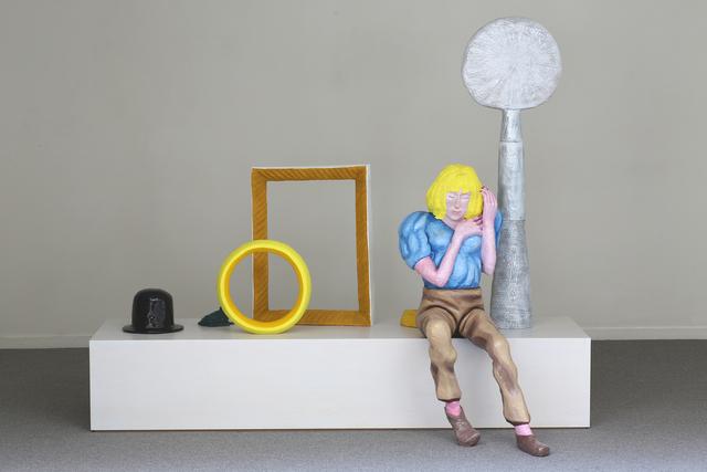 , 'My Khaki,' 2015, Anglim Gilbert Gallery