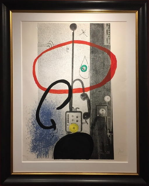 Joan Miró, 'Night Watchman ', 1971, Off The Wall Gallery