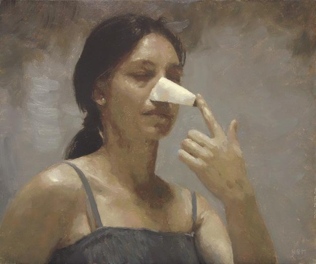, 'Nose,' 2017, KIRK Gallery