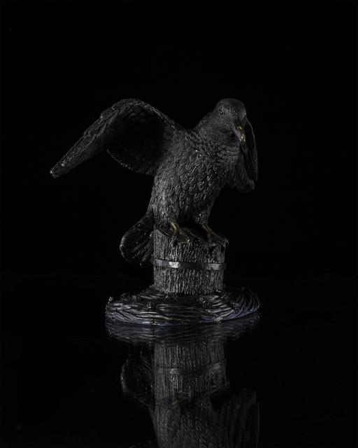 , 'Seagull,' 2017, InLiquid