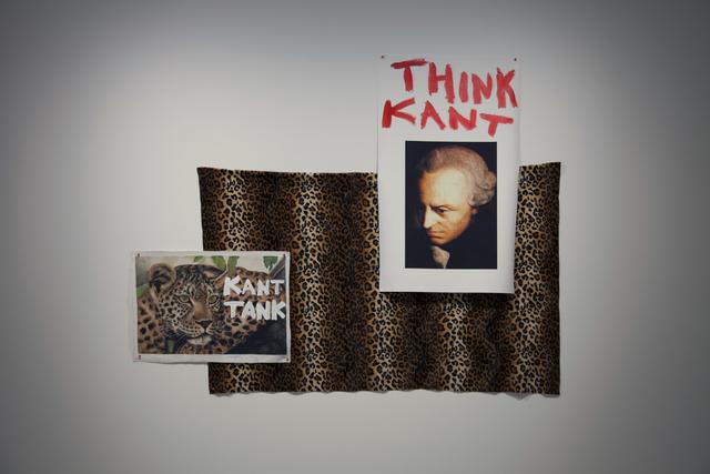 , 'Kant Tank Think Kant,' 2017, SABSAY